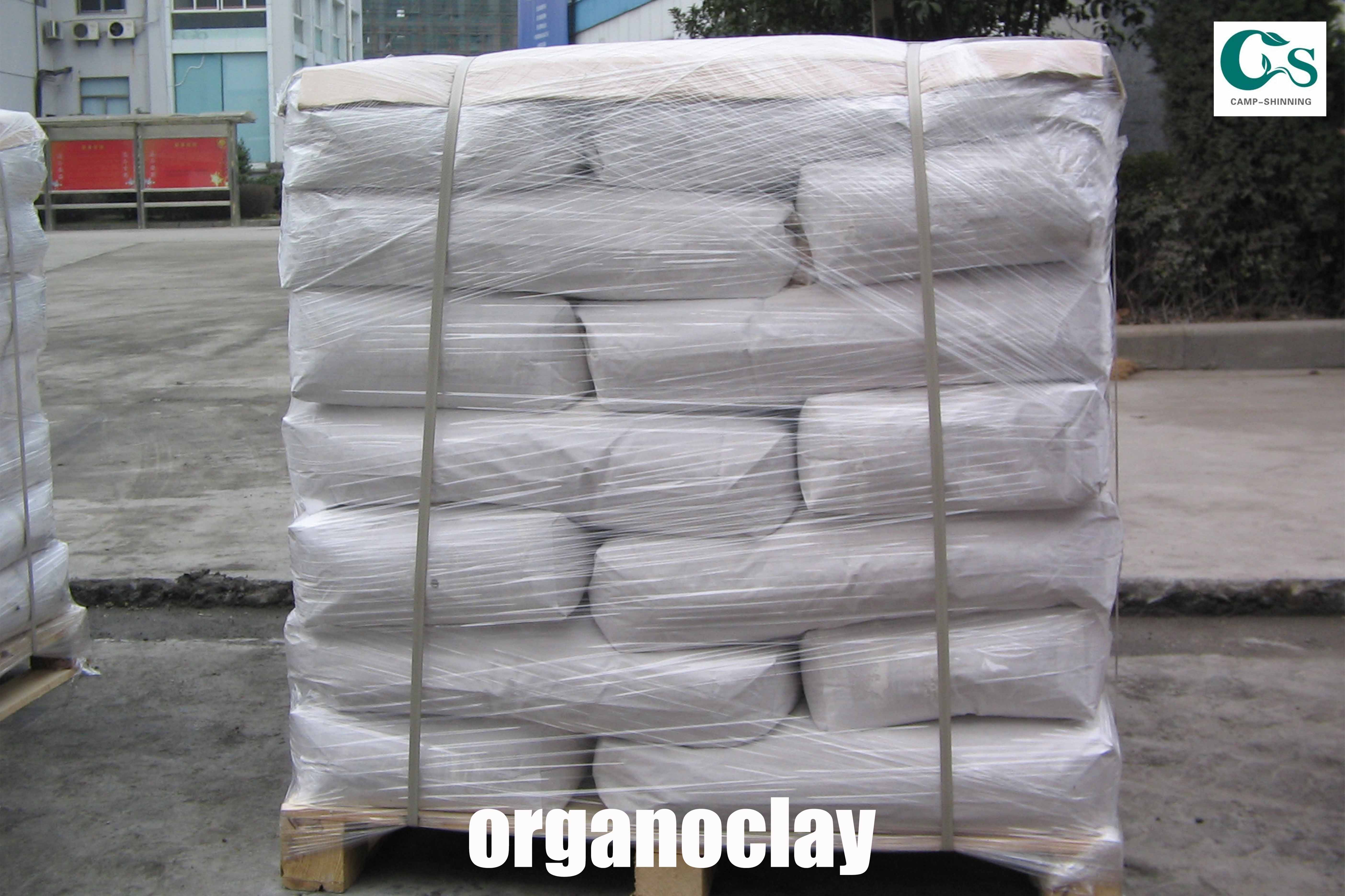 Organo Clay CP-40 Used for Grease